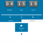 Customize your countdown clock