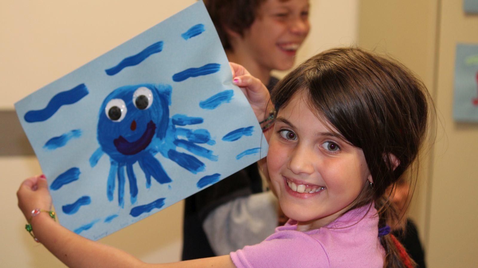 Children's Deployment Workshops: Age 5-8