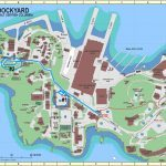Dockyard Dropoff and Pickup Spots